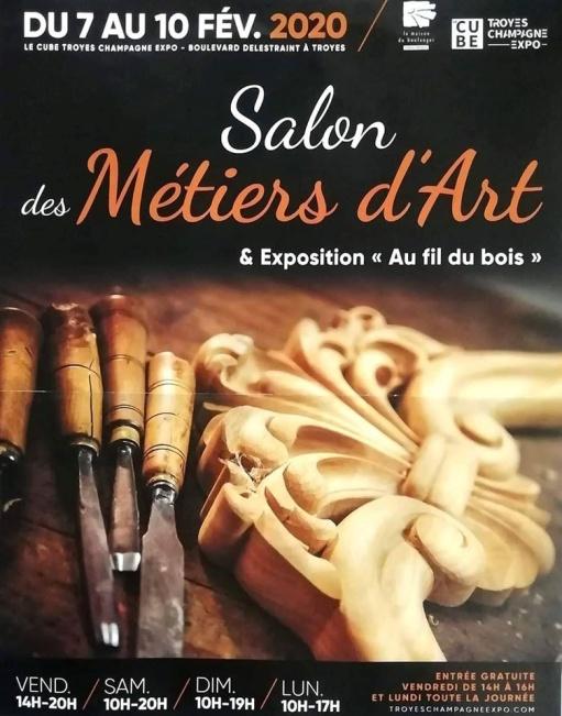 Christine DEBONNAIRE | Salon des Métiers d'Art | du 7 au 10 ...