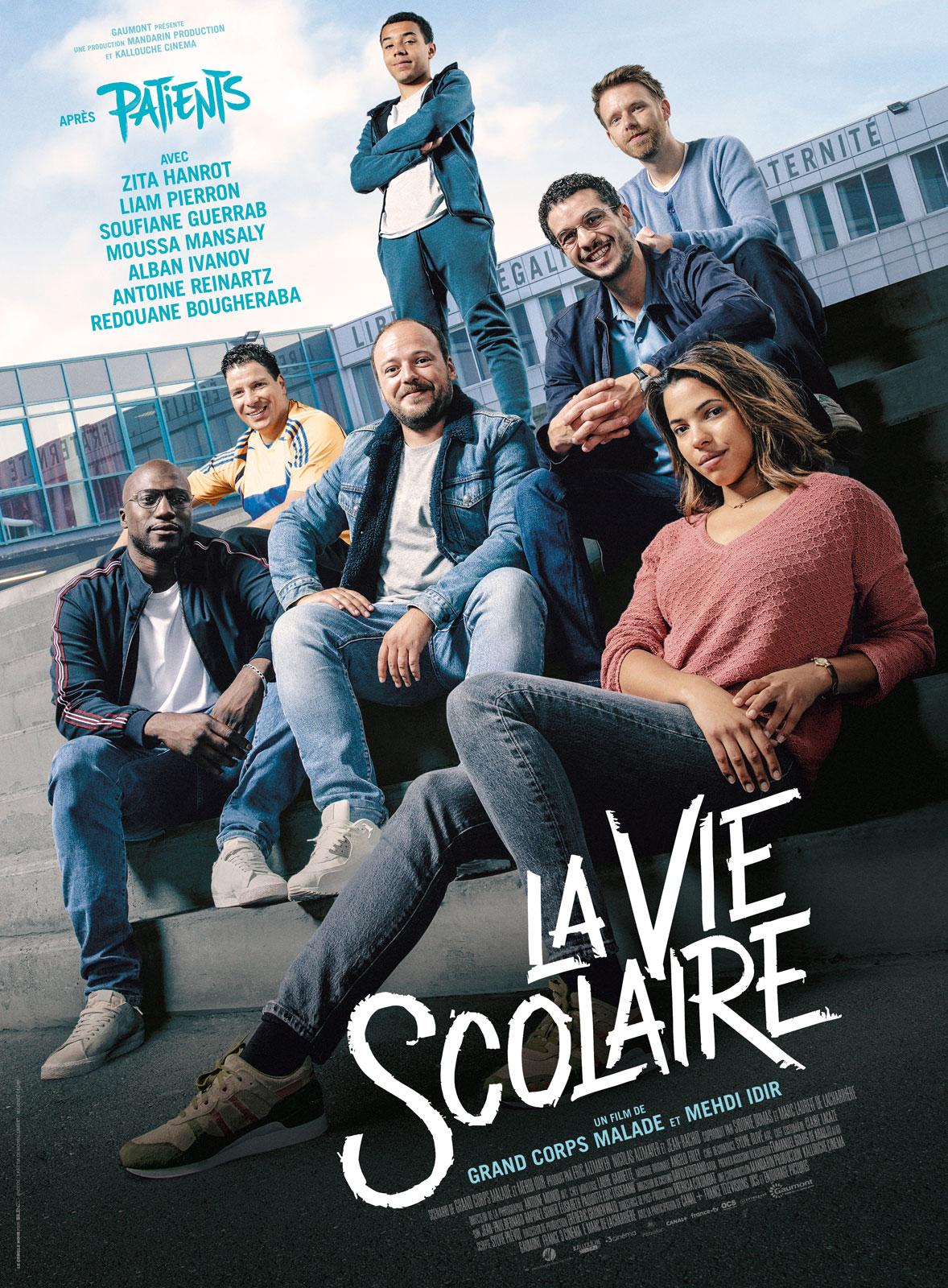 Achat La Vie scolaire en DVD - AlloCiné